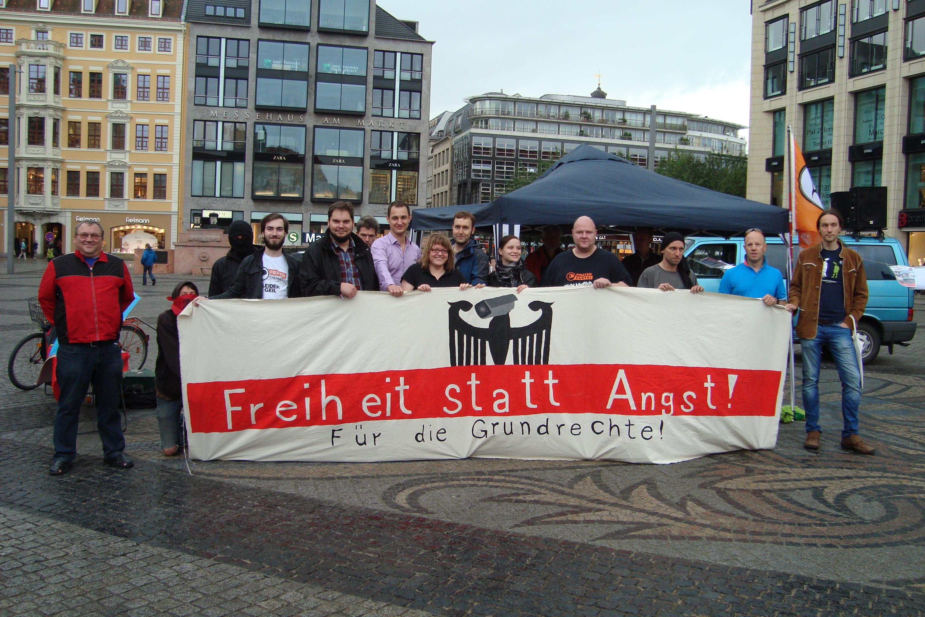 Leipzig am 19.09.2015