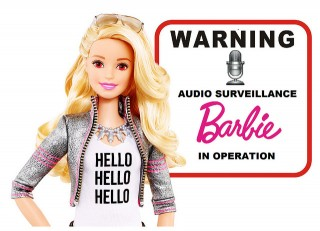 Spying Barbie