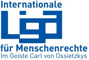 Logo Liga für Menschenrechte