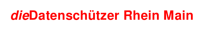 Logo DieDatenschützerRheinMain